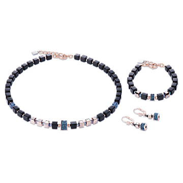 Bracelet Crystals Pavé   Swarovski® Crystals   glass crystal   COEUR ... a107b46162f0