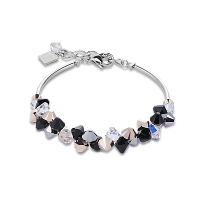Bracelet Swarovski® Crystals   stainless steel multicolour nature 4938301523 9b8bac1e979e